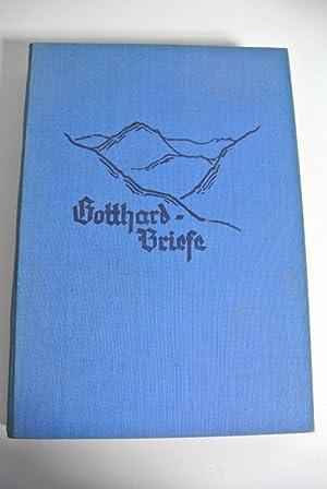 Gotthard-Briefe. Zweiter Band. 26. bis 37. Brief. (Januar bis Dezember 1925).: Gauger, Joseph [Hrsg...