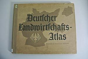 Deutscher Landwirtschaftsatlas. Bearbeitet im Statistischen Reichsamt.