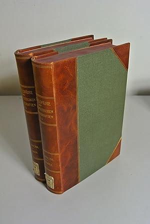 Encyklopädie der Mathematischen Wissenschaften. Mit Einschluß ihrer Anwendungen. ...