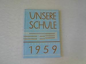 Unsere neue schule. Festschrift zur einweihung des freiherr-vom-stein gymnasiums in Fulda.