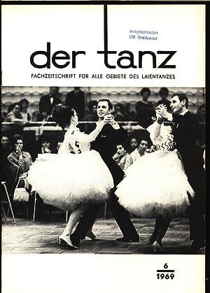 Die Gestaltung des sozialistischen Menschenbildes - Aufgabe aller Tanzschaffenden, in: DER TANZ, 6&...