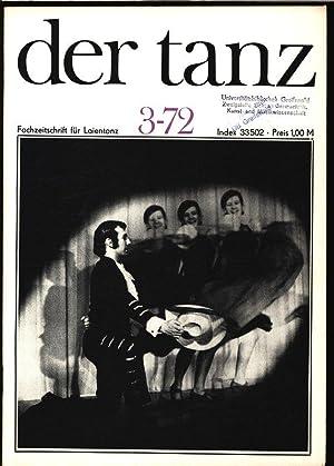 Deutsch-Sowjetische Freundschaft und künstlerisches Volksschaffen in der DDR, in: DER TANZ, 3&...