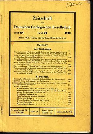 Geochemische Untersuchung einer jungtertiären Verwitterungsreihe, in: ZEITSCHRIFT DER ...
