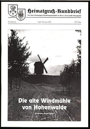 Die Tür zur Vergangenheit, in: HEIMATGRUß-RUNDBRIEF, April-Mai-Juni: Arnswalder Heimatkreis [Hrsg.]: