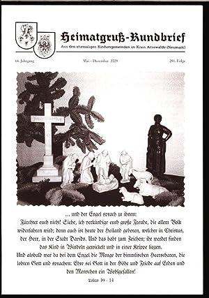 Gedenken am Arnswalder Stein, in: HEIMATGRUß-RUNDBRIEF, Mai-Dezember: Arnswalder Heimatkreis [Hrsg.]:
