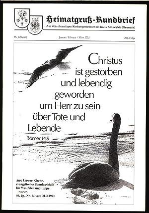 Das Schlieffensche Rittergut und sein Inspektor Forts,: Arnswalder Heimatkreis [Hrsg.]: