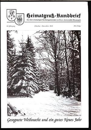Das Wagnis von Weihnachten, U. Thielke, in: Arnswalder Heimatkreis [Hrsg.]:
