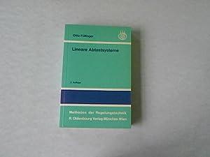 Lineare Abtastsysteme. Methoden der Regelungstechnik.