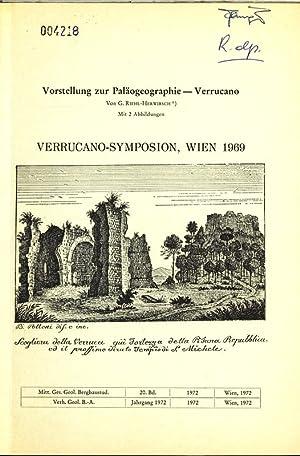 Vorstellung zur Paläogeographie - Verrucano. VERRUCANO-SYMPOSION, WIEN 1969. Mitt. Ges. Geol. ...