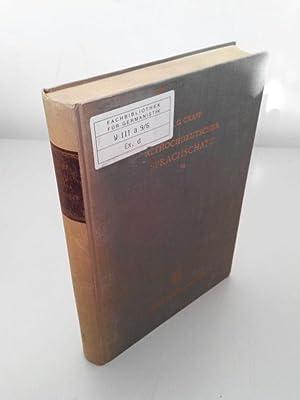 Althochdeutscher Sprachschatz oder Wörterbuch der althochdeutschen Sprache. Etymologisch und ...