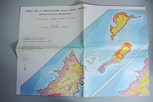 Carta della vegetazione delle Isole Tremiti (Adriatico: Caneva, Giulia, Giovanni