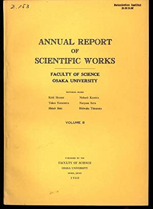 Magnetic Compuonds of Transition Metals, in: ANNUAL REPORT OF SCIENTIFIC WORKS, Volume 8.