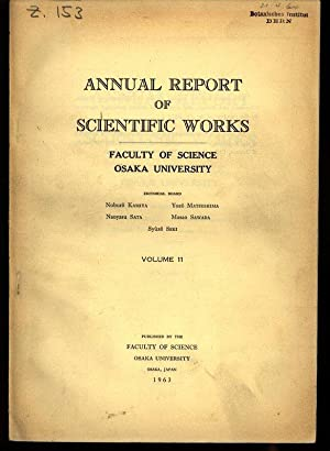 The Electric Streaming Birefringence Method, in: ANNUAL REPORT OF SCIENTIFIC WORKS, Volume 11.