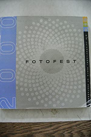 Fotofest 2000. 8th International Month of Photography.