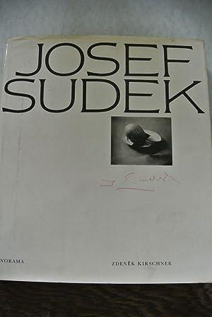 Josef Sudek. Vyber fotografii z celozivotniho dila.: Sudek, Josef und