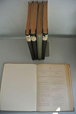 DER MATHEMATISCHE UND NATURWISSENSCHAFTLICHE UNTERRICHT. Bände 1 (1948/49) bis 5 (1952&#...
