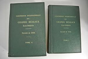 Conference Internationale des Grands Reseaux Electriques a: Tribot-Laspiere, M. Jean: