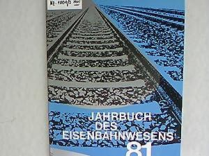 Jahrbuch des Eisenbahnwesens, 81. Folge 32 -: Vaerst, Wolfgang: