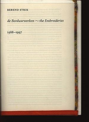De Borduurwerken - The Embroideries 1988 -: Strik, Berend und
