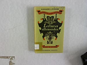 LECTURES ALLEMANDES. CLASSE DE SECONDE.: Dhaleine, R. und