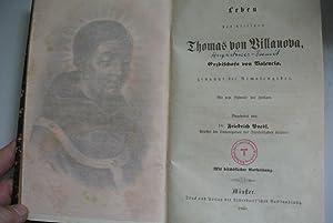 Leben des heiligen THomas von Villanova, Erzbischofs: Pösl, Friedrich: