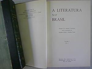 A literatura no Brasil. Vol. 1, Tomo: Coutinho, Afranio: