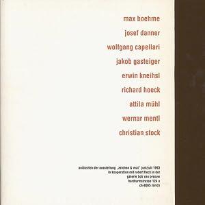 Max Boehme, Josef Danner, Wolfgang Capellari, Jakob