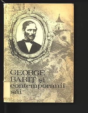 George Barit si contemporanii sai, vol. III.: Pascu, Stefan [ed.]
