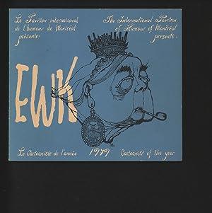EWK : Gustave Adolphus Ewert Karlsson : Ewert, Karlsson: