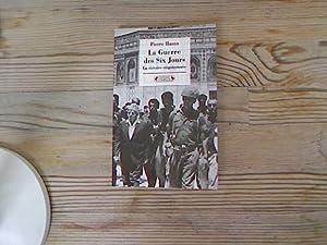 1967, la guerre des Six Jours. Historiques.: Hazan, Pierre: