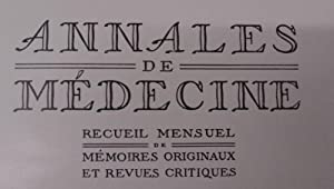 Occlusion intestinale precode dans deux cas de: Lecene, P. und