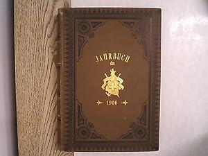 Jahrbuch des Schweizer Alpenclub. 42. Jg. (1906-1907).: Schweizer Alpenclub [Hrsg.]: