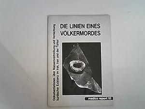 Die Linien eines Völkermordes : Dokumentation über: Branscheidt, Hans: