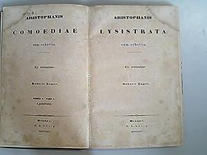 Aristophanis lysistrata cum scholiis.: Roberti Enger: