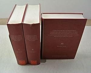 Familiennamenbuch der Schweiz. 3 Bände (komplett!). (=: Meier, Emil u.