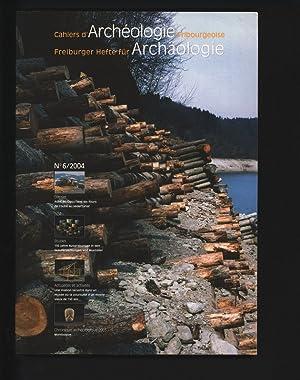 Cahiers d'archeologie fribourgeoise. Freiburger Hefte für Archäologie.: Wolf, Claus (editor):