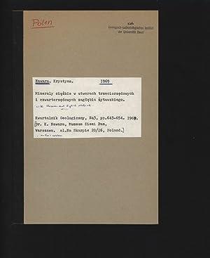 Mineraly ciezkie w utworach trzeciorzedowych i czwartorzedowych: NAWARA, Krystyna: