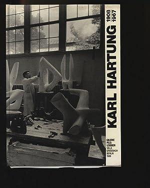 Karl Hartung 1908-1967 - Eine Werkübersicht zum: Galerie Pels-Leusden, Berlin