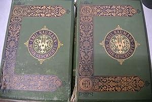 Illustrirte Musikgeschichte. 2 Bände (komplett!): Naumann, Emil,
