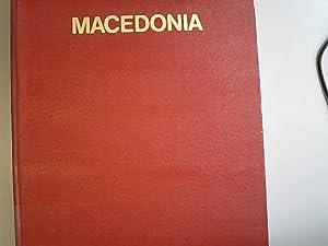 Macedonia 4000 years of greek history and: Sakellariou, M. B.,