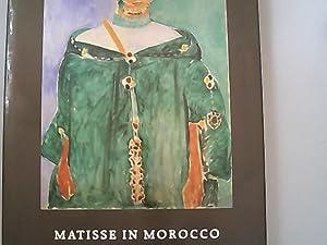 MATISSE IN MAROCCO. The paintings and drawings,: COWERT, JACK, PIERRE