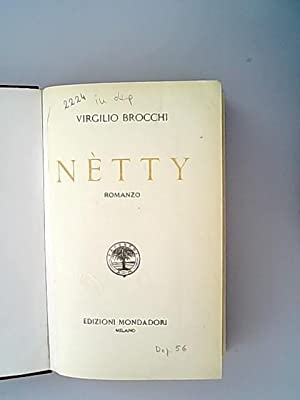 Netty.: Brocchi, Virgilio,