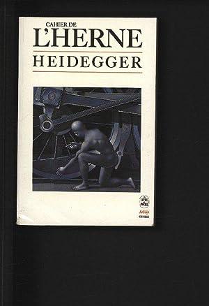 Martin Heidegger.: Haar, Michel,