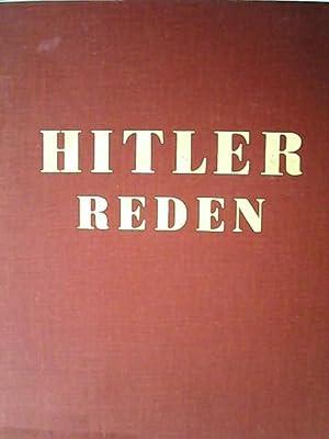 Hitler. Reden und Proklamationen 1932-1945. I. Band: Domarus, Max,