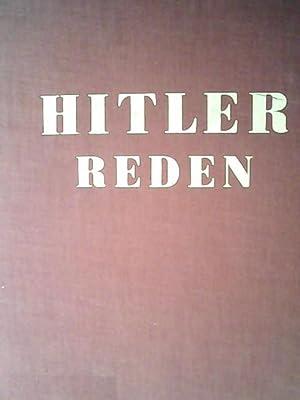 Hitler. Reden und Proklamationen 1932-1945. II. Band: Domarus, Max,
