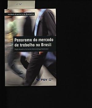 Panorama do mercado de trabalho no Brasil.: Bonelli, Régis: