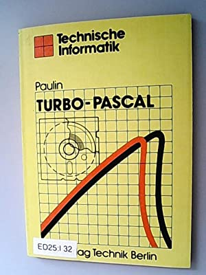TURBO-PASCAL: Paulin, Gerhard,