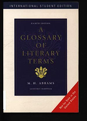 A glossary of literary terms. .: Abrams, M.: