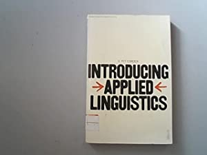 Introducing Applied Linguistics Pit Corder Download