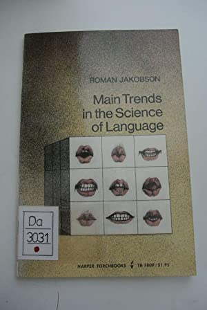 Main Trends in The Science of Language.